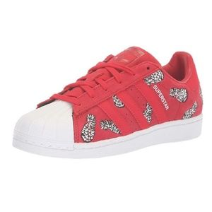 New Adidas Pineapple Superstars - 7